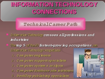Science & Technology Careers Presentation