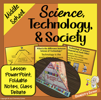 Science, Technology, & Society