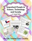 Science, Technology, Society Powerpoint- 4th grade Social Studies TEKS 20a-c