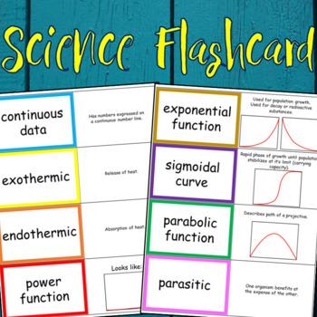 Science Test Prep Flashcards