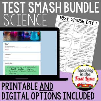 Science Test Prep 5th Grad: Test Smash