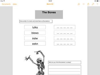 Science - The Bones