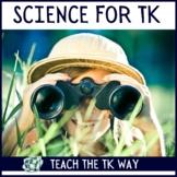 Science Topics for PreK