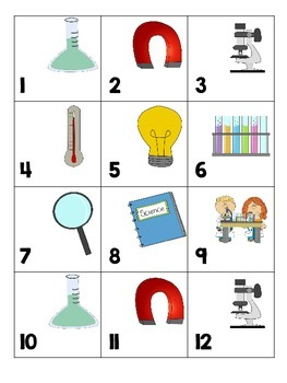 Science Theme Classroom Kit