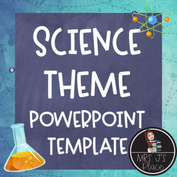Science Theme PowerPoint Template