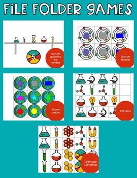 Science-Themed Bundle