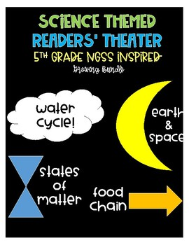 Science Themed Readers' Theater Upper Elementary