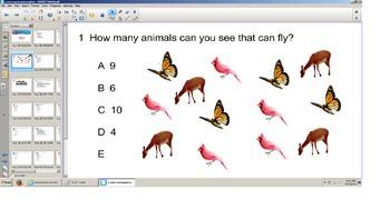 Science, Third Grade, All review smart board senteo quiz, SOL prep