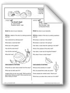 Science Through Literature: Snails
