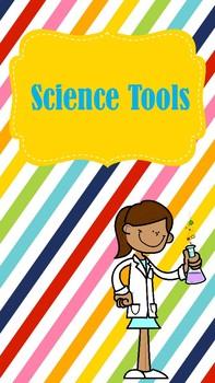 Science Tool Glossary