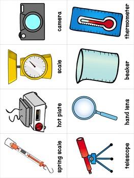 Science Tool Sort