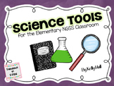 Science Tools: Poster for NGSS Elementary Classroom