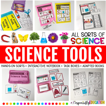 Science Tools (All Sorts of Science Series)