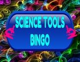 Science Tools Bingo