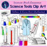 Science Tools Clip Art {Mega Pack}