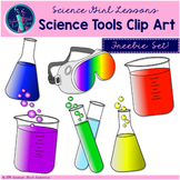 Science Tools Clip Art {FREEBIE}