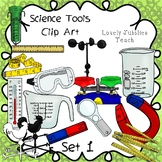Science Tools Clip Art Set 1