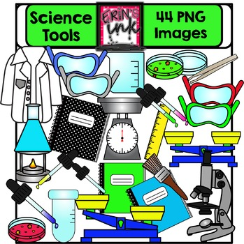 Science Tools Clipart