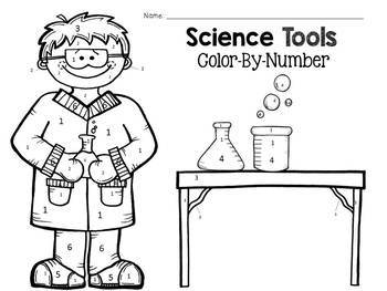 Science Tools: Color-By-Number
