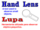 Science Tools - Dual language bundle