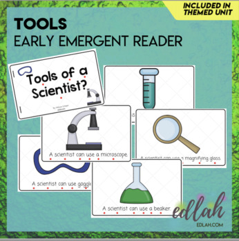 Science Tools Early Emergent Reader