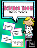 Science Tools Flash Cards