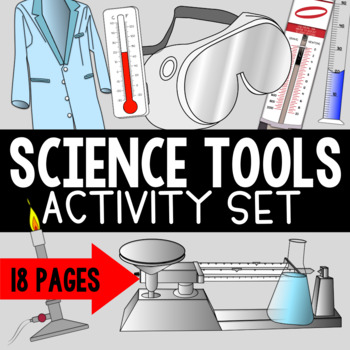 Science Tools - Guided Reading + Worksheets