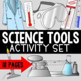 Science Tools - Guided Reading + Activities - Print & Goog