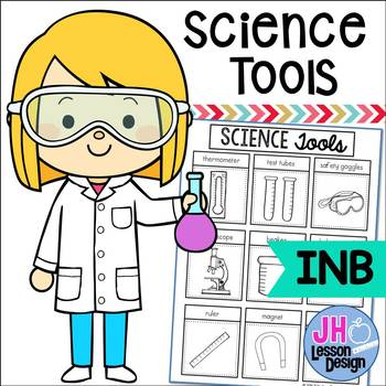 Science Tools Interactive Notebook Activity