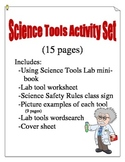 Science Tools Lab Set (15 pages)