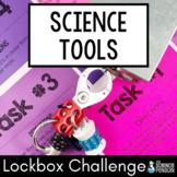Back to School Science Tools Lockbox