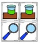 Science Tools Memory Card Game Flashcards