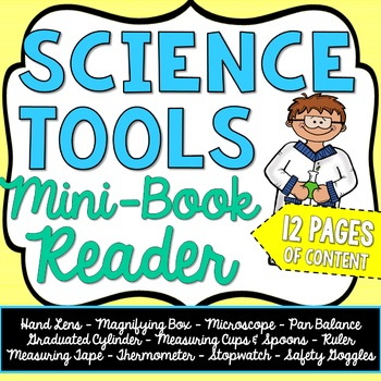 Science Tools Mini-Book Reader