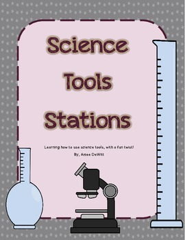 Science Tools (More Stations!)