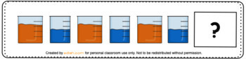 Science Tools Patterning Cards - Full Color Version