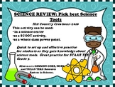 Science Tools: Pick the best one