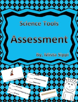 Introduction to Science Tools Quiz Assessment
