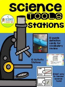 Science Tools Review Pack