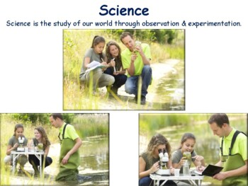 Science Tools, Scientific Measurements Lesson - study guide, exam prep