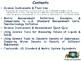 Science Tools, Scientific Measurements Lesson - study guid