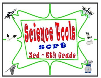 Science Tools Sort
