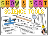 Science Tools Sorting Activity PERFECT FOR GROUP WORK
