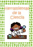 Science Tools (Spanish Edition)