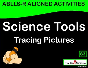 Science Tools- Tracing Pictures