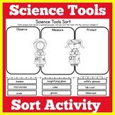 Science Tools | Kindergarten 1st 2nd 3rd Grade | Science L
