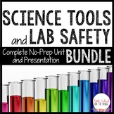 Science Tools and Lab Safety BUNDLE