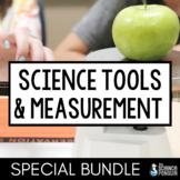 Science Tools and Measurement Activities Bundle