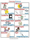 Science Tools and Safety Bilingual