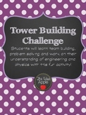 Science Tower Challenge Team Building Activity