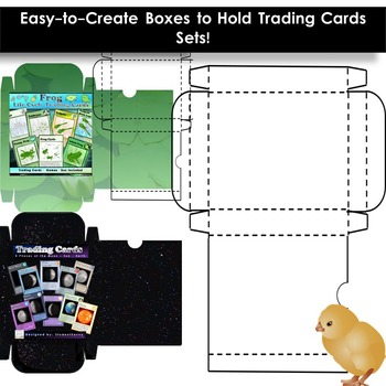 Science Trading Cards - BUNDLE